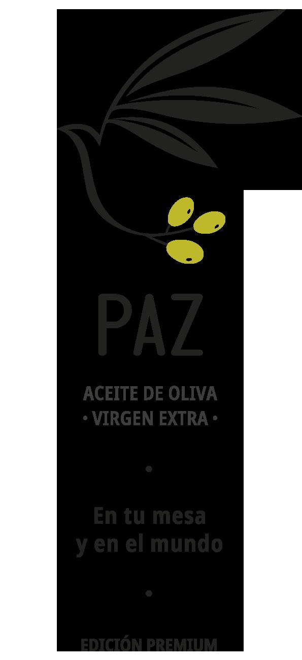 Aceite oliva paz