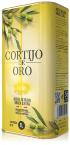 Aceite de Oliva Virgen Extra El Cortijo de Oro