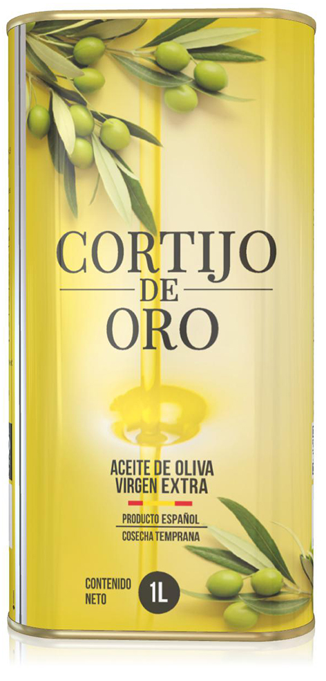 Aceite de Oliva Cortijo de Oro